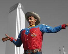 Big Tex Lone Star State, Texas, Stars, Big, Fashion, Moda, Fashion Styles, Sterne, Fashion Illustrations