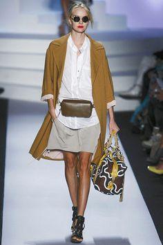 Diane Von Furstenberg Spring   - easy wear