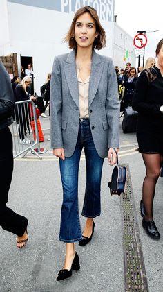 Parisienne: HOW TO WEAR KICK FLARE JEANS | Fashion | Pinterest ...