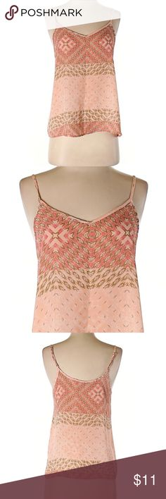 LAST CALL - Aztec Tank Worn once to a birthday party and forgot about it in my closet. Forever 21 Tops