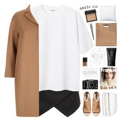 """how deep is your love // tag"" by anavukadinovic ❤ liked on Polyvore featuring Monki, 3.1 Phillip Lim, MaxMara, NARS Cosmetics, H&M, Olympus, Selfridges and Topshop"