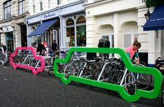 public bike rack art - Bing Εικόνες