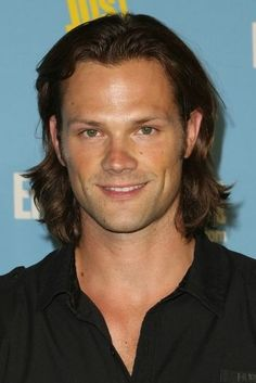The I-Don't-Own-Scissors. | Community Post: The Evolution Of Jared Padalecki's Hair Aww, I think it's gorgeous.  :)