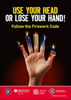 Please Follow The Fireworks Code