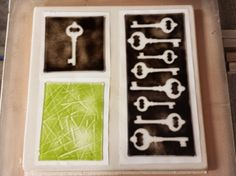 Powdered Glass and Stencils – Fused Glass Lessons Learned