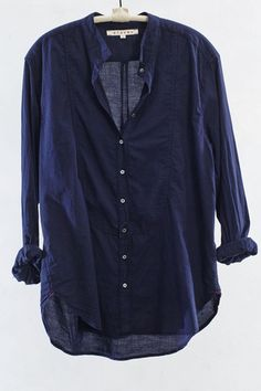 Dark Navy Taylor Shirt