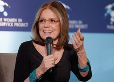 Gloria Steinem has done so much for women. In the 1960's and 1970's, she became the voice and leader of the Women's Liberation Movement and to this day, still works to help women achieve equality.