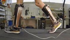 We've Been Making Exoskeleton Super-Legs All Wrong Exoskeleton Suit, Powered Exoskeleton, Popular Mechanics, Acting, Science, Legs, Health, Robots, Gadgets