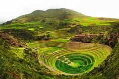Alternative Andes: the fascinating ruins of Peru beyond Machu Picchu The Moray Ruins © ClaireMcAdams / Getty Images