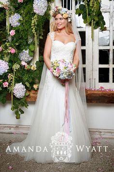 A 'Vintage Look' Elie Saab Wedding Dress for a Channel Islands Bride… | Love My Dress® UK Wedding Blog