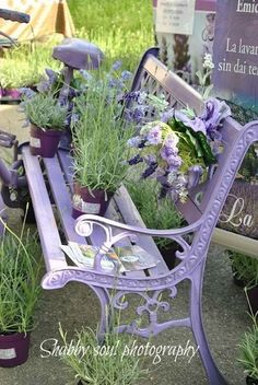 Shabby soul: I'm back! Terrace & Garden 2012