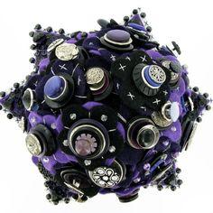 Button bouquet.