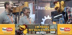Aiken Controls - Seeing Robot! - My Dad's Garage - A Kid's DIY Show on Tools. www.mydg.tv The next video with the Aiken family and Aiken Controls! #aikencontrols #mydg #firstchoiceind #mackiddunwoody