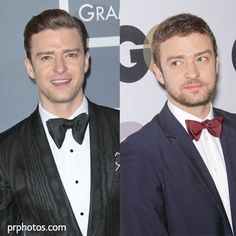 Justin Timberlake - clean shaven or stubble?