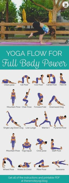 There are a lot of yoga poses and you might wonder if some are still exercised and applied. Yoga poses function and perform differently. Each pose is designed to develop one's flexibility and strength. Yoga Fitness, Fitness Workouts, Workout Hiit, Workout Schedule, Mens Fitness, Health Fitness, Full Body Workouts, Full Body Yoga Workout, Arm Workouts