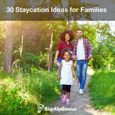 30 Staycation Ideas for Families. Explore Your Hometown and Save Money with These Activities and Tips.