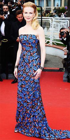Who Is the Queen of the Cannes Film Festival 2013? - Nicole Kidman in L'Wren Scott