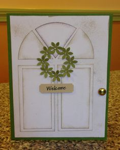 Housewarming card - Mom I know you will love this one!