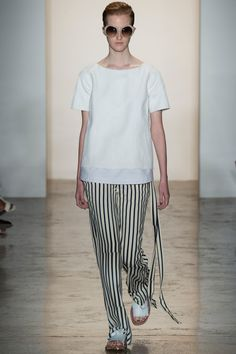 Peter Som Spring 2015 RTW – Runway — Vogue