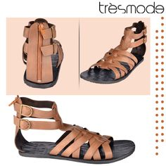 Roman gladiator sandals for men. Like it?