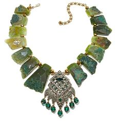 "Heidi Daus ""Captivating Colleen"" Crystal Drop Necklace"