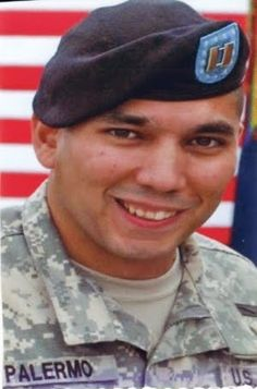 Army Capt. Anthony Palermo  Died April 6, 2007 Serving During Operation Iraqi Freedom  26, of Brockton, Mass.; assigned to the 1st Battalion, 18th Infantry Regiment, 2nd Brigade Combat Team, 1st Infantry Division, Schweinfurt, Germany; died April 6 in Baghdad when an improvised explosive device detonated near his vehicle during combat operations.