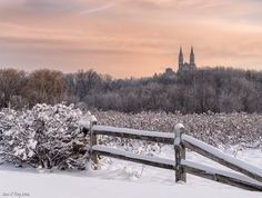 Morning Glory at Holy Hill by Suvi Tory