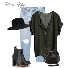 """Olive"" by bri-regine on Polyvore"