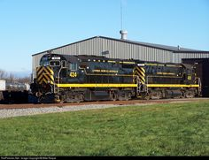 RailPictures.Net Photo: LAL 424 Livonia, Avon & Lakeville Alco C424 at Lakeville, New York by Mike Roque