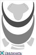 Выкройка колье оплечье (для печати формат А4) | biser.info - всё о бисере и бисерном творчестве