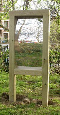 Sensory Garden Outdoor Mirrors