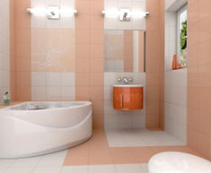 Beauty Enhance Your Favorite Bathroom With Small Bathroom Designs 3