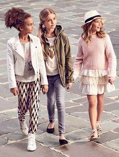Kids | Girls Size 8-14y+ | Accessories | H&M US #KidsFashion