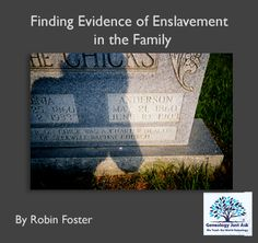 John Henderson, African American Genealogy, Free Genealogy, Vital Records, Oral History, Family Search, National Archives, Family History, The Fosters