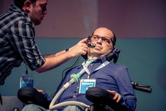 EyeControl gives 'locked-in' patients a voice  Israeli entrepreneurs launch crowdfunding campaign to make affordable smart glasses enabling ALS, stroke sufferers to communicate