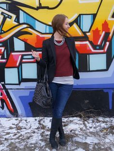 Look of the day: Multiple Layers