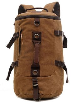 1c12c261aaae AUGUR Brand New Fashion Mens Designer Backpack Women Travel Bags Canvas  Leisure Large Capacity Shoulder Bag Multifunctional