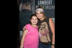 Miranda Lambert and Kalyn Squires