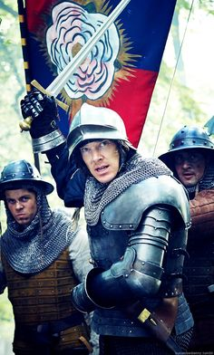 Benedict as Richard III - The Hollow Crown