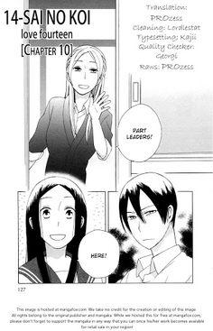 14-sai no Koi chapter 10