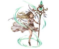 Ella's powers: all things related to air magic, staff used as weapon, invisibility, telekinesis, and is a powerful air mage, related to native Americans