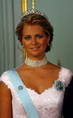 Princess Madeleine - Swedish Royal Family