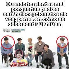 Got7 Funny, Got7 Meme, Exo Memes, Youngjae, Kpop, Army Tumblr, Jaebum, Asian Love, Fandom Memes