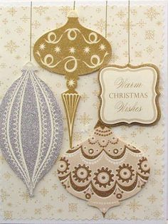 Anna Griffin's Gallery: The Cecile Christmas Collection