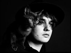 pete doherty by rankin