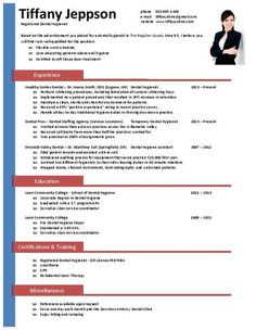 we    ve updated our most popular rdh resume templates   stronger    get this and other extra cool resume templates that you can customize yourself for only