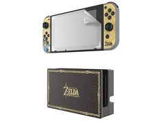 Nintendo Switch Breath of the wild Skin-front