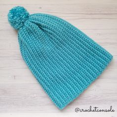 Gorro a crochet para principiantes - Crochet con Sole Crochet For Beginners, Beginner Crochet, Crochet Projects, Knitted Hats, Knitting, Handmade, Crochet Cap, Knit Sweaters, Tricot
