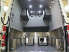 MX Gear Hauler - El Kapitan - Van Conversion - Huntington Beach, California
