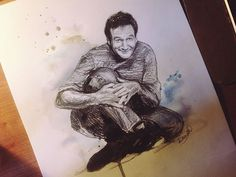 The 25 most touching and creative Robin Williams tributes I've seen so far